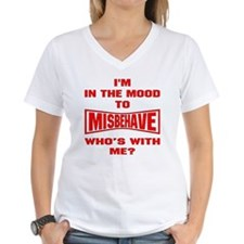 Mood To Misbehave Shirt