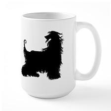 Afghan Silhouette Mug