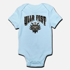 UllrFest Silver Infant Bodysuit