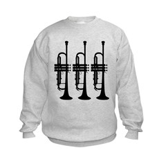 Triple Trumpet Sweatshirt