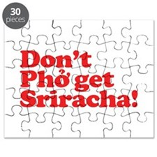 Dont Pho get Sriracha! Puzzle