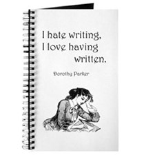 Love/Hate Writing Journal