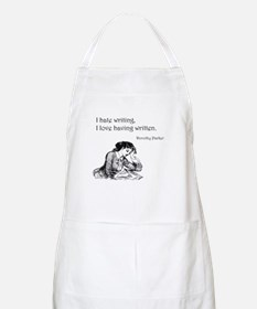 Love/Hate Writing Apron