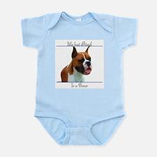 Boxer 7 Infant Creeper