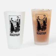 ROADTRIP! Drinking Glass