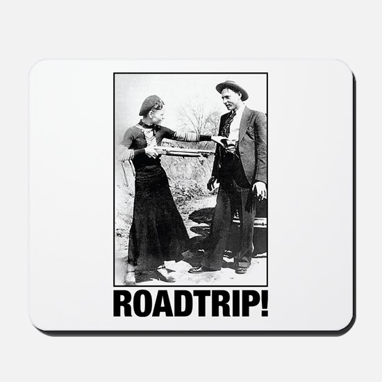 ROADTRIP! Mousepad