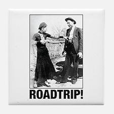 ROADTRIP! Tile Coaster