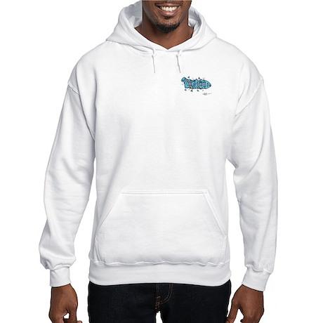 Tawheed Graffit Design Hooded Sweatshirt