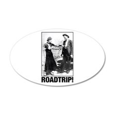 ROADTRIP! Wall Decal