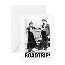 ROADTRIP! Greeting Card