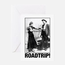 ROADTRIP! Greeting Card