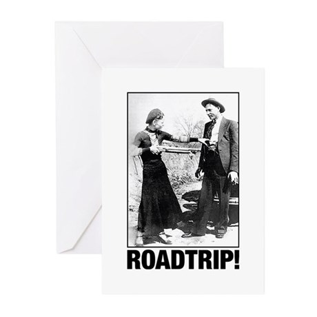 ROADTRIP! Greeting Cards (Pk of 10)