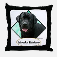 Lab 13 Throw Pillow