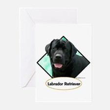 Lab 13 Greeting Cards (Pk of 10)