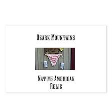 HillBillie Native Americans Postcards (Package of