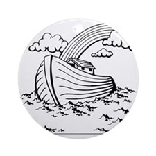 noahs ark Ornament (Round)