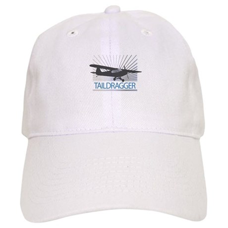 Aircraft Taildragger Cap