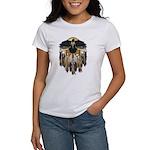 Native Crow Mandala Women's T-Shirt