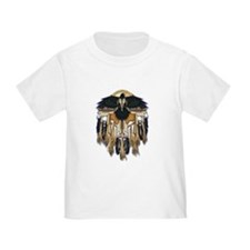 Native Crow Mandala T