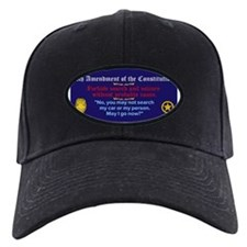 Oath Takers/May I go now? Baseball Hat