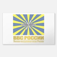 Russian Air Force Flag Decal