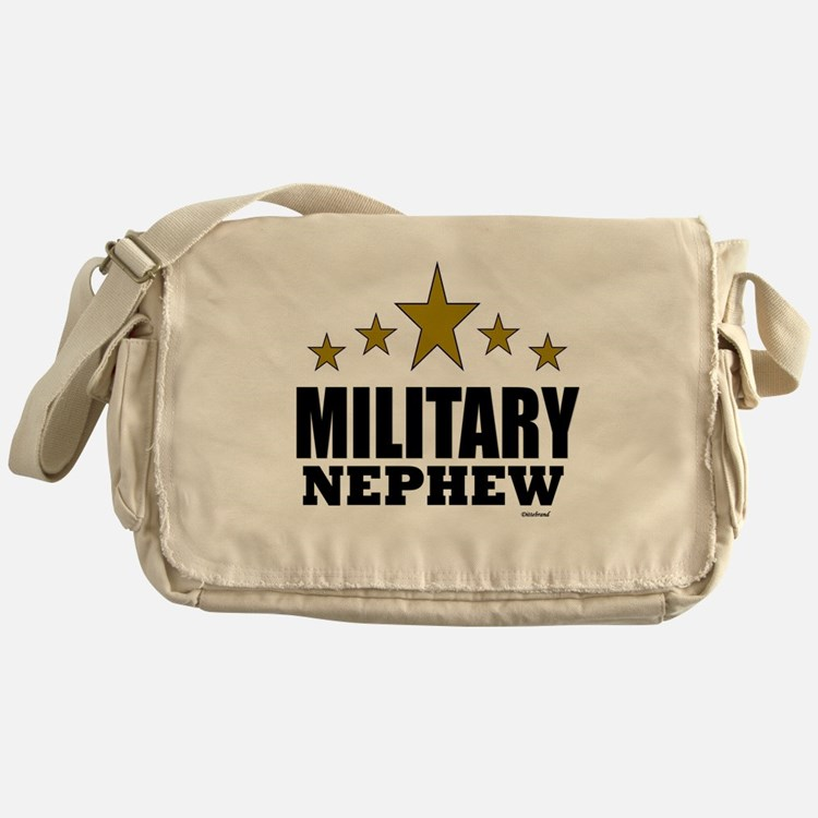 Military Nephew Messenger Bag