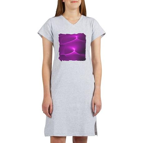 Electric Purple Women's Nightshirt