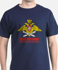 Russian Air Force Emblem T-Shirt