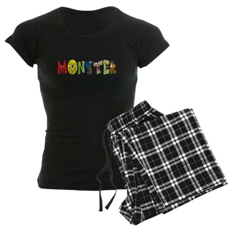 monster.png Women's Dark Pajamas