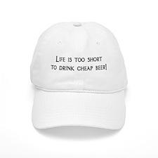 Cheap Beer Baseball Cap