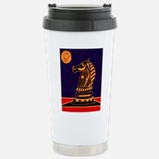 Tiger Knight Travel Mug