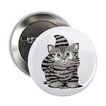 Tabby Cutie Face Kitten 2.25