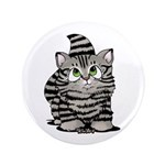 Tabby Cutie Face Kitten 3.5