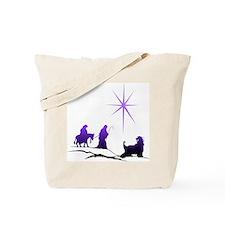 Afghan Night Divine Tote Bag