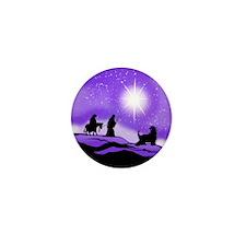 Afghan Night Divine Mini Button