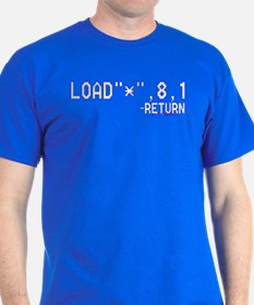 Commodore 64 Boot-Up T-Shirt