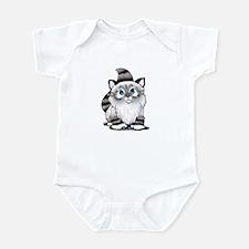 Cutieface Kitten: Ragdoll Infant Bodysuit