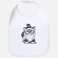 Cutieface Kitten: Ragdoll Bib