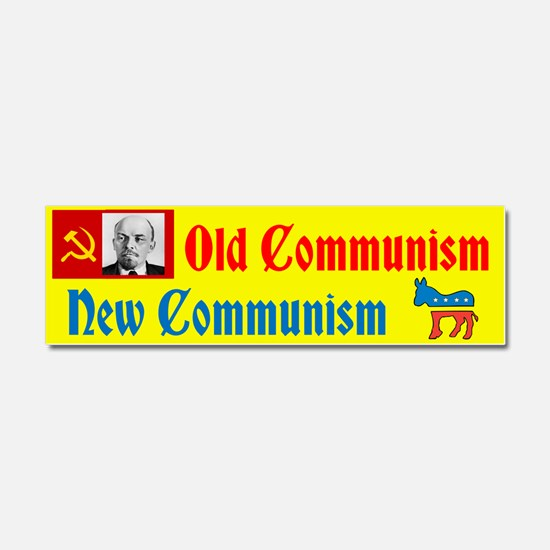 Lenin quotes Car Magnet 10 x 3