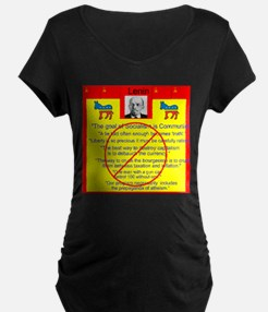 Lenin quotes T-Shirt