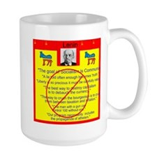 Lenin quotes Mug