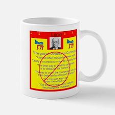 Lenin quotes Mug
