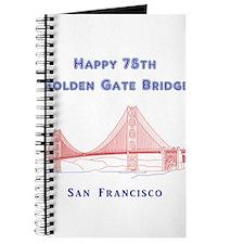 Golden Gate Bridge Journal