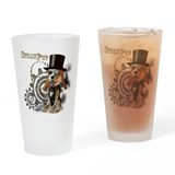 Gothic Drinking Glass