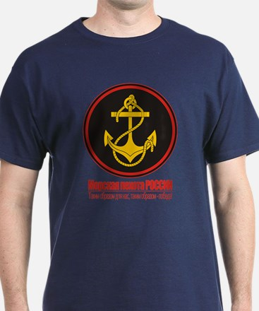 Russian Naval Infantry (Marines) T-Shirt