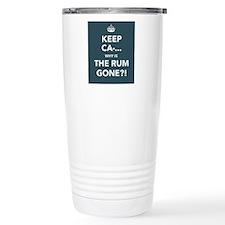 Keep Ca... Why is the Rum Gone!? Travel Mug