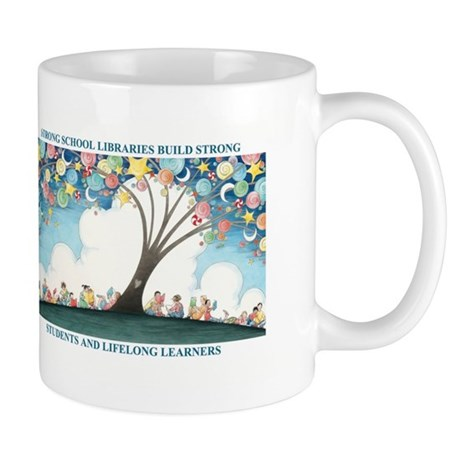 Marla Frazee's Magical Reading Tree Mug