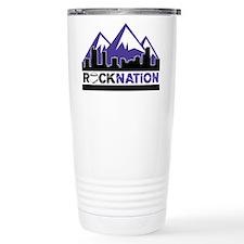 Cute Rockies Travel Mug