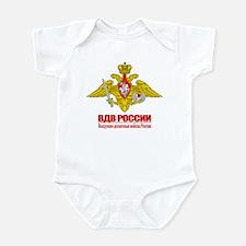 Russian Airborne Emblem Infant Bodysuit