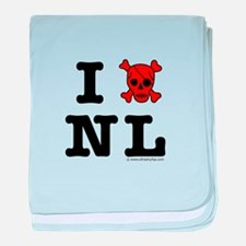 Newfoundland and Labrador baby blanket